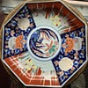 Imari Plate from the Flea Market today
