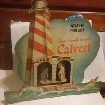 Calvert Weather Forcaster  - Advertising