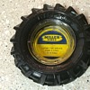 Miller Tire ashtray