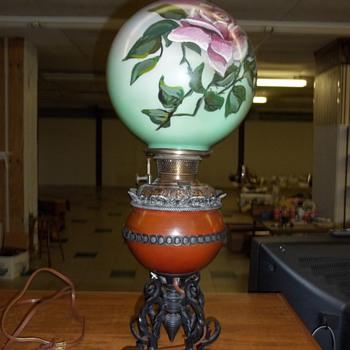 Parlor Lamp - Lamps