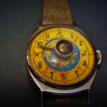 "First Issue ""Space Explorer"" Wristwatch - Wristwatches"