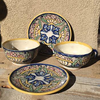 """Talavera """"Uriarte"""" cup - Kitchen"""