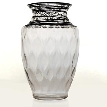 Steuben Vase - Art Glass