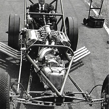 OLD DRAGSTER,1961 - Classic Cars