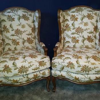 Custom Schoonbeck Henredon Chairs