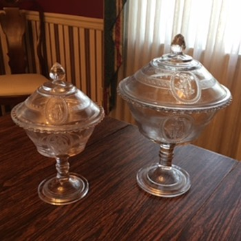 When is a pattern of tableware complete? - Glassware