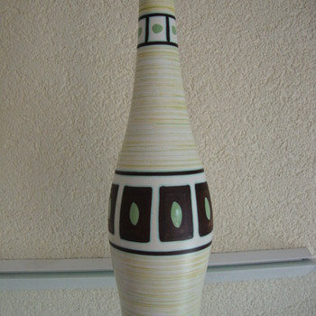 vase from gouda,holland - Pottery
