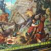Hintermeister Burger Beer Metal Advertising Sign American Artworks Inc