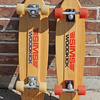 Vintage SIMS Skateboards