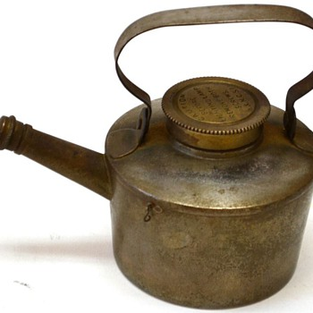 Army & Navy Cooporative Society Ltd LAMP? Kerosene Can? What is this... - Lamps