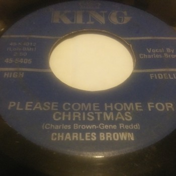 45 RPM SINGLE....#89 - Records