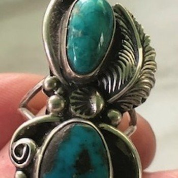 turquoise ring - Fine Jewelry