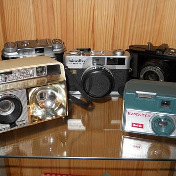 A few more cameras - Cameras