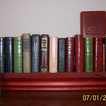 Book Banks - Coin Operated