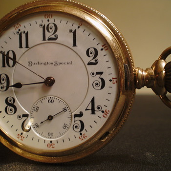 Burlington Special - Pocket Watches