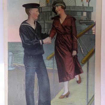 When We Meet Again - Postcards