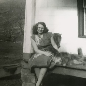 My Sweet Grandmother - Photographs
