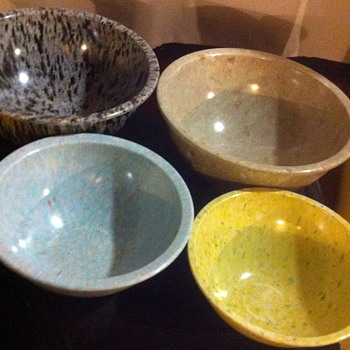 Confetti mixing bowls - Kitchen