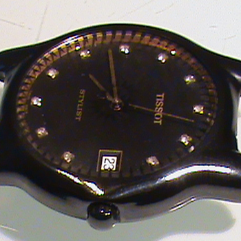 I bought this cool watch in an auction recently