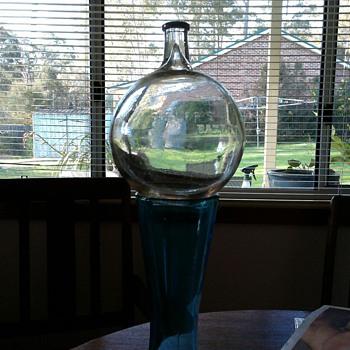 Eisler's Patent float - Glassware
