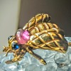 Chaumet Paris Co Bee Brooch