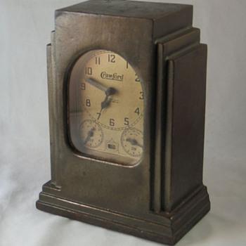 Crawford Range Timer - Clocks