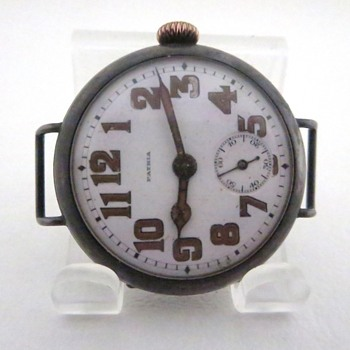 WWI Trench Watch  - Military and Wartime