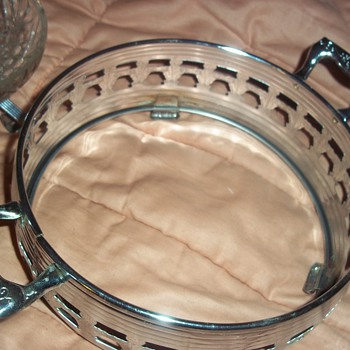 Great Uncle's Silver Basket? - Kitchen