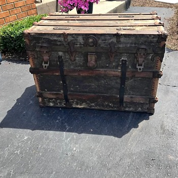 New Trunk For My Small Collection - Furniture