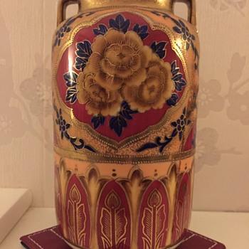 Noritake vase ? - China and Dinnerware
