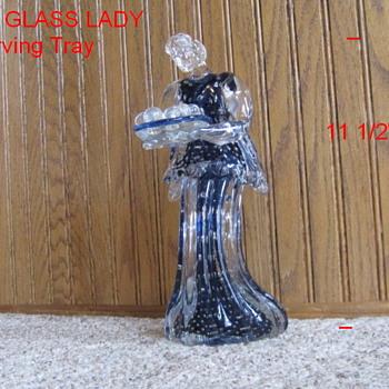 Glass Lady??? - Art Glass