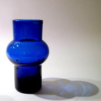 Klaus Breit Vase for Wiesenthalhuette 1970 - Art Glass