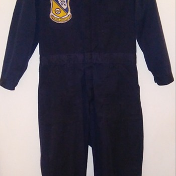 U.S. Navy Blue Angels Maintenance Crew Coveralls. - Military and Wartime