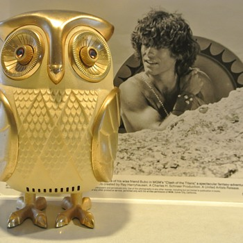 1960s Midnight Owl Radio by Waco Japan (Bubo) - Animals