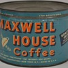 Old Maxwell House Coffee Can