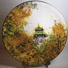 """Chen Chi""""Imperial Palace""""Royal Daulton, Collectable Plate"""