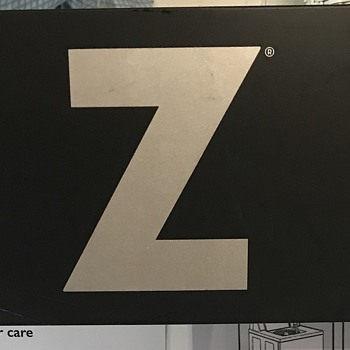 "Metal "" Z "" Sign. - Signs"