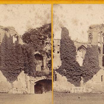 Kenilworth Castle - Banqueting Hall