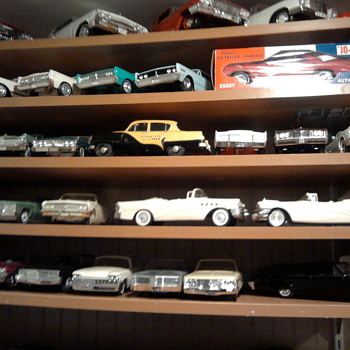 Promos...Love them.  Great investments and time capsules of a bygone era. - Model Cars