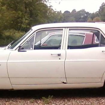 1966 ford Falcon  - Classic Cars