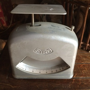 swiss made paper weight scale