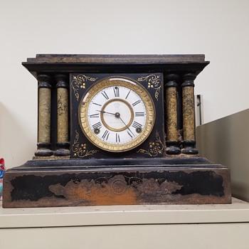 Ansonia persia - Clocks