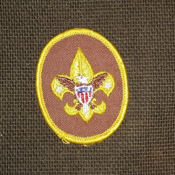 Saturday Evenin Scout Post Pathfinder or The Missing Tenderfoot - Medals Pins and Badges