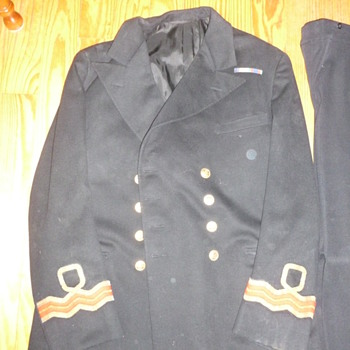 WWII Canada Navy Uniform - Military and Wartime