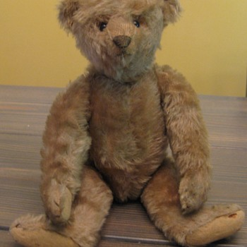 Steiff Teddy Bear from 1907 - Dolls