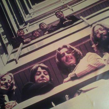 Vintage Beatles 1962 - Posters and Prints