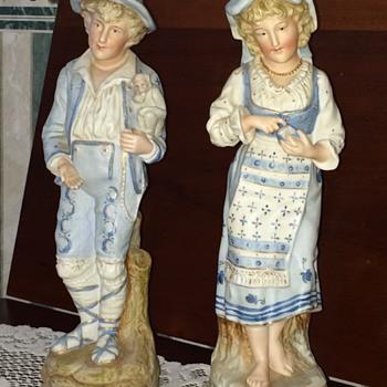 Grand Mas Kids - Figurines