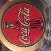 Coca-Cola tin carrying case
