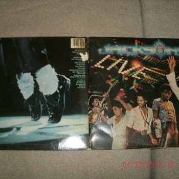 Jacksons - Records