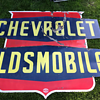 Chev/Olds Dealer Sign